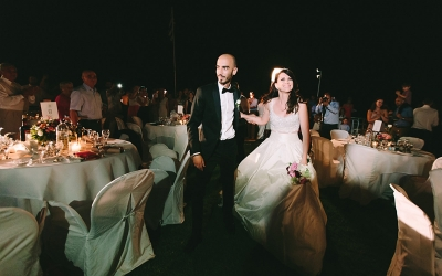DreamyWedding Receptions in the Peloponnese